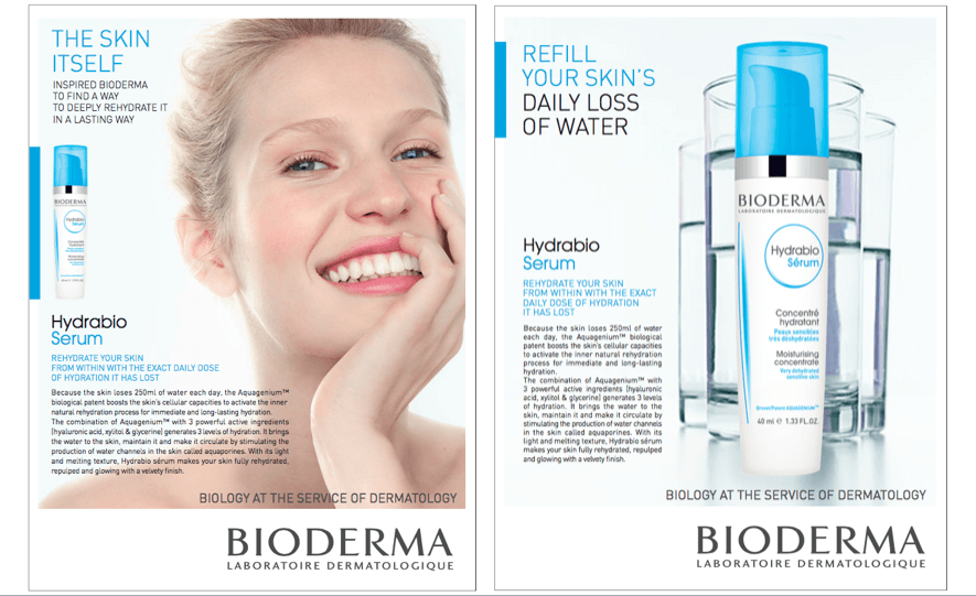 HYDRABIO SERUM BIODERMA MARYSTONE